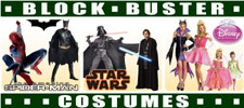 Blockbuster Costumes Coupon Code Free Shipping