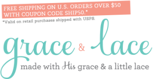 Grace And Lace Free Shipping Code