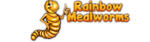 Rainbow Mealworms Free Shipping Code
